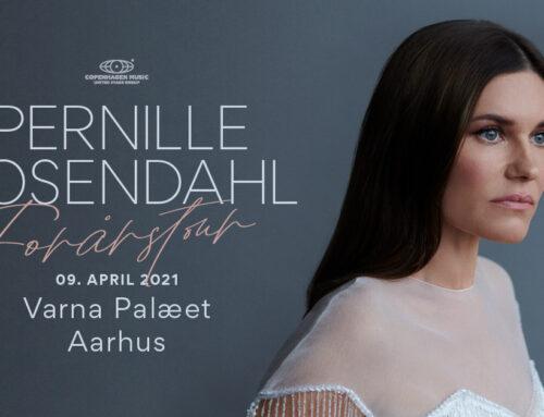 Intimkoncert med Pernille Rosendahl